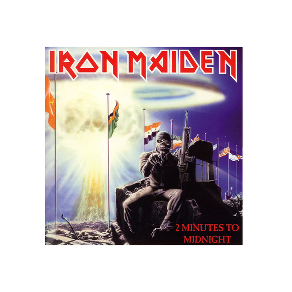 Iron Maiden - 2 Minutes To Midnight (7 )