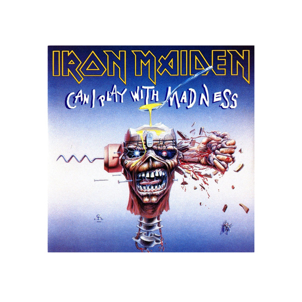 цена на Iron Maiden Iron Maiden - Can I Play With Madness (7 )