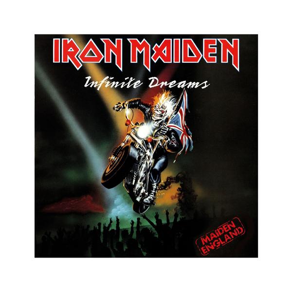 Iron Maiden - Infinite Dreams (live) (7 )