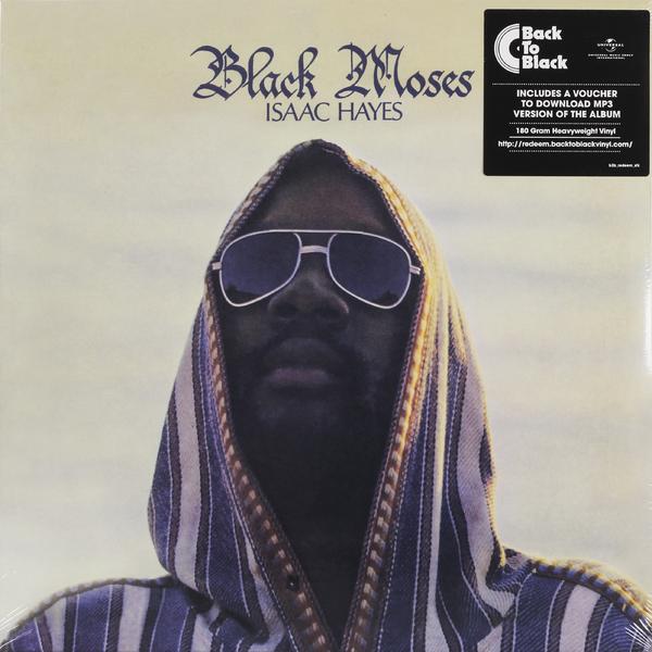 Isaac Hayes Isaac Hayes - Black Moses (2 Lp, 180 Gr)