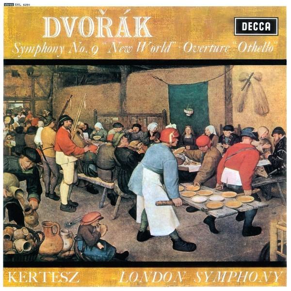 Dvorak DvorakIstvan Kertesz - : Symphony No.9