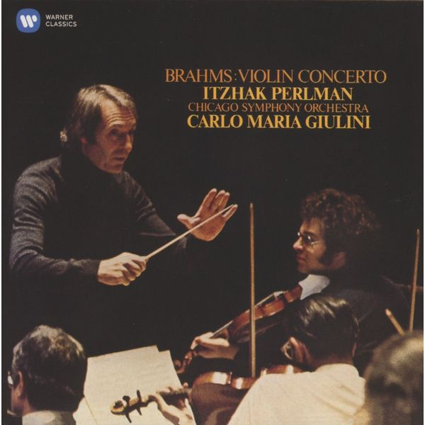 BrahmsItzhak Perlman - : Violin Concerto (180 Gr)