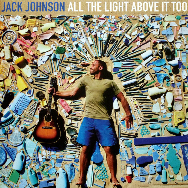 Jack Johnson Jack Johnson - All The Light Above It Too adrian a c johnson call it ms