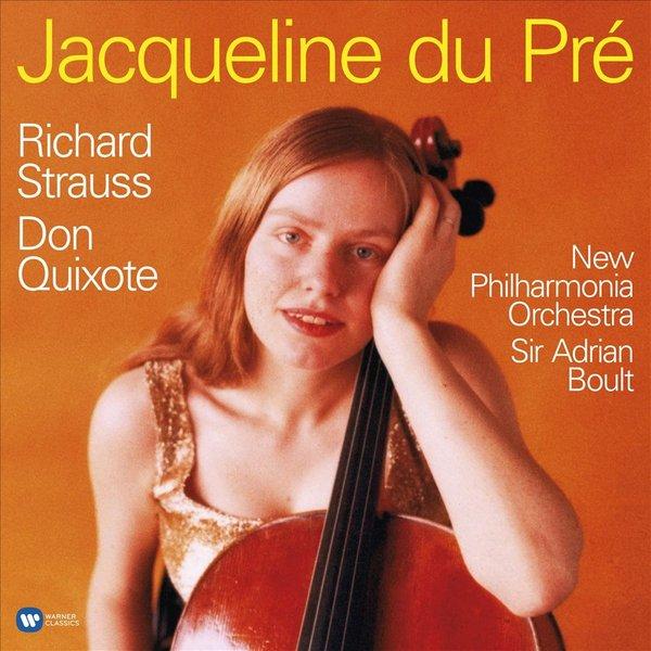 Strauss StraussJacqueline Du Pre - Richard : Don Quixote Vinyl Edition (180 Gr)