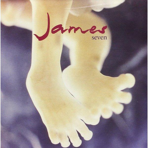 JAMES JAMES - Seven (2 LP) james brown james brown night train king singles 60 62 2 lp