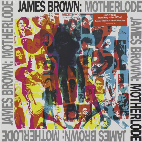 лучшая цена James Brown James Brown - Motherlode (2 LP)