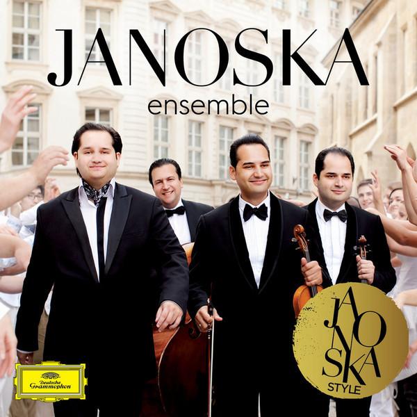 Janoska Ensemble Janoska Ensemble - Janoska Style (2 LP) g p telemann ars rediviva ensemble prague chamber music lp