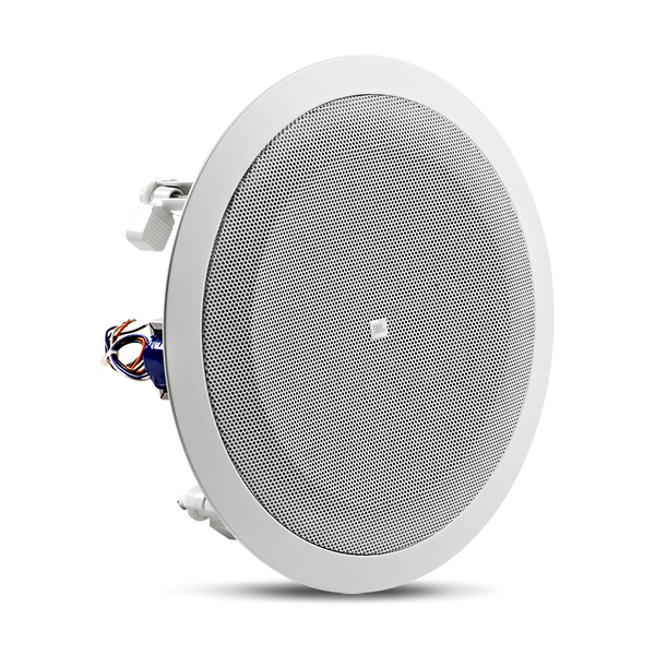 лучшая цена Встраиваемая акустика трансформаторная JBL 8128 White
