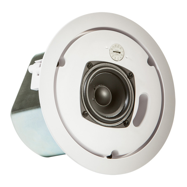 Встраиваемая акустика трансформаторная JBL Control 12C/T White встраиваемая акустика трансформаторная jbl control 126wt