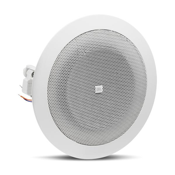 лучшая цена Встраиваемая акустика трансформаторная JBL 8124 White