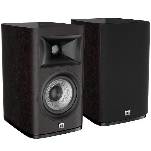 Полочная акустика JBL Studio 620 Dark Walnut цена