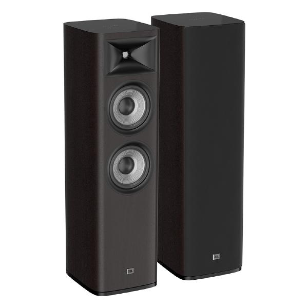 Напольная акустика JBL Studio 690 Dark Walnut цена