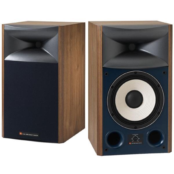 Полочная акустика JBL Studio Monitor 4306 Walnut