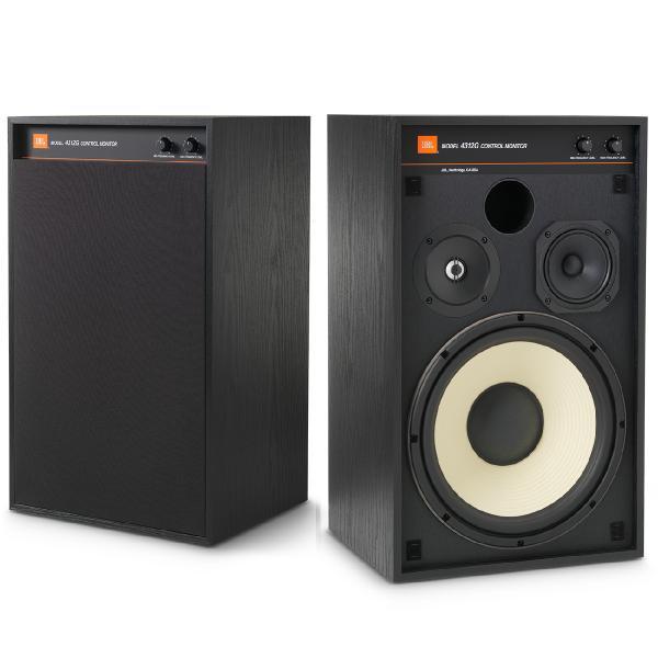 Полочная акустика JBL Studio Monitor 4312G Black