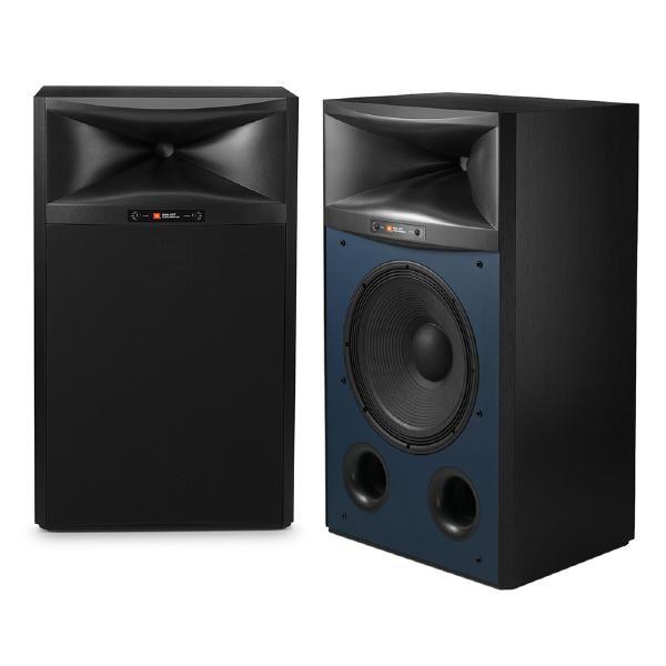 Полочная акустика JBL Studio Monitor 4367 Black