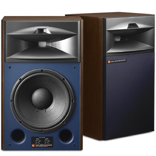 Полочная акустика JBL Studio Monitor 4429 Brown цена