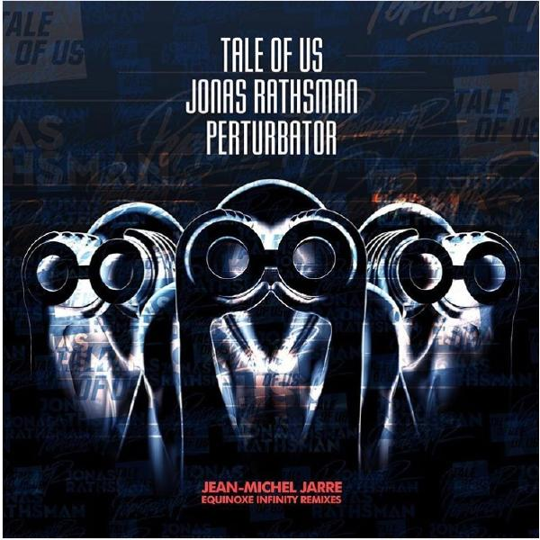 Jean Michel Jarre - Equinoxe Infinity (remix Ep) (180 Gr)