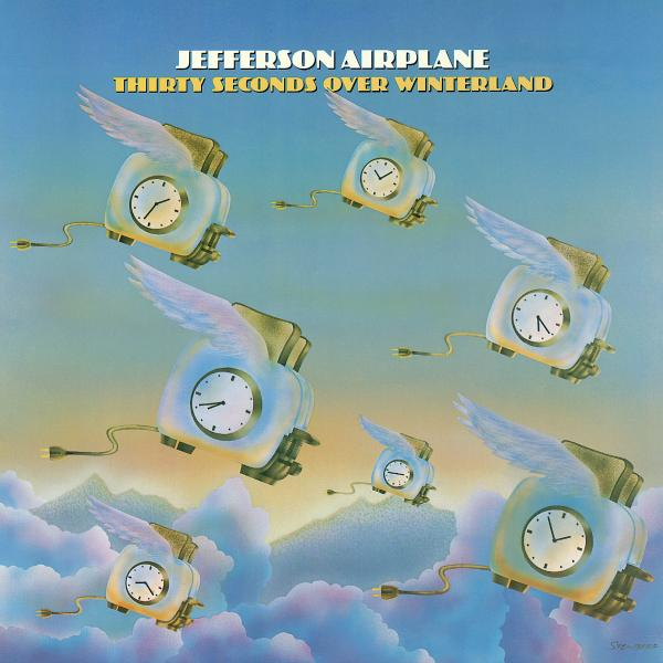 Jefferson Airplane - Thirty Seconds Over Winterland (colour)