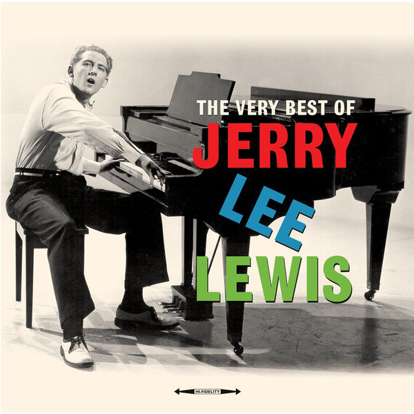 Jerry Lee Lewis - The Very Best Of (2 LP)