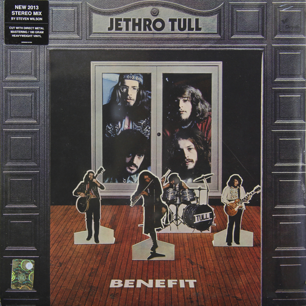 Jethro Tull Jethro Tull - Benefit (180 Gr) jethro tull jethro tull 50th anniversary collection 180 gr
