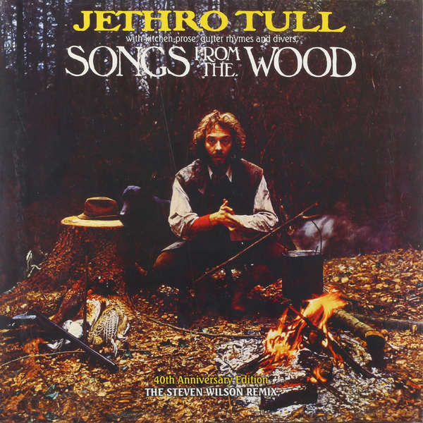 Jethro Tull Jethro Tull - Songs From The Wood jethro tull jethro tull rock island 1