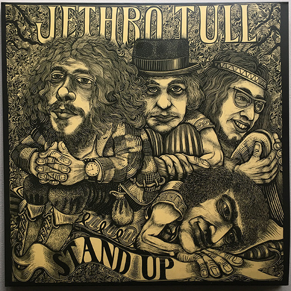 Jethro Tull Jethro Tull - Stand Up (180 Gr) jethro tull jethro tull 50th anniversary collection 180 gr