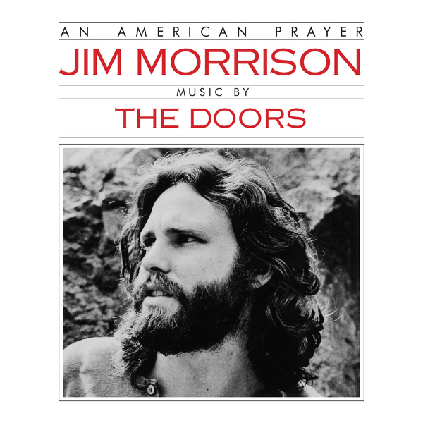 The Doors DoorsJim Morrison - An American Prayer (180 Gr, Colour)