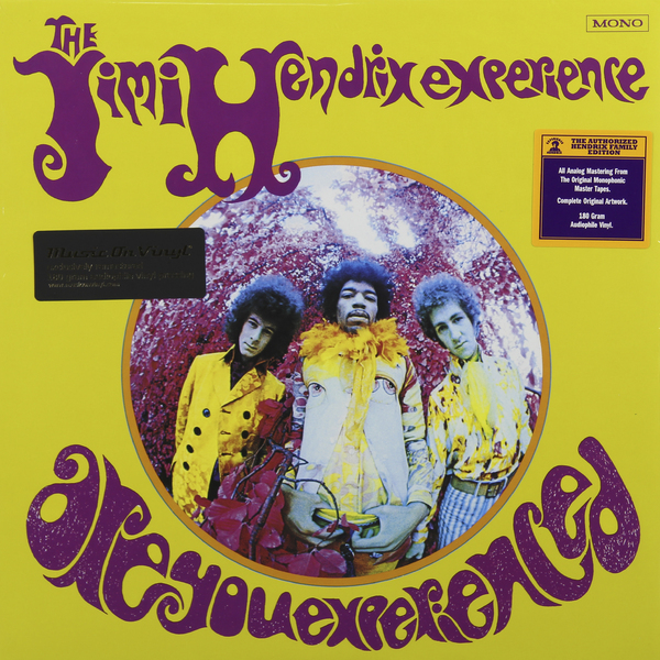 Jimi Hendrix - Are You Experienced (us Mono)
