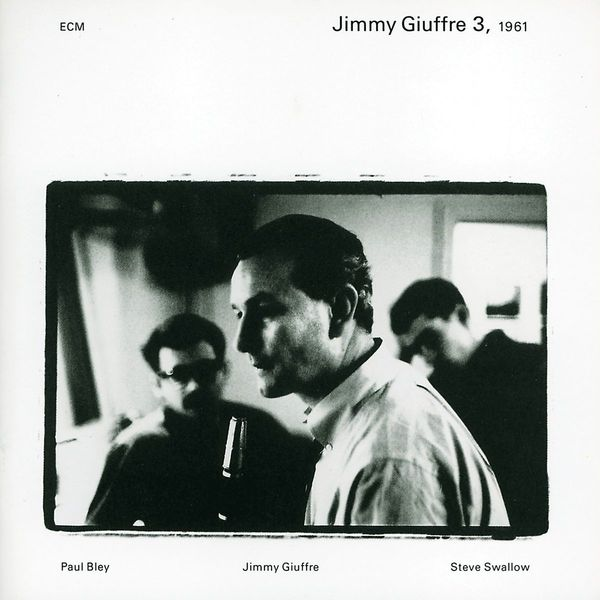 Jimmy Giuffre - 3, 1961 (2 Lp, 180 Gr)