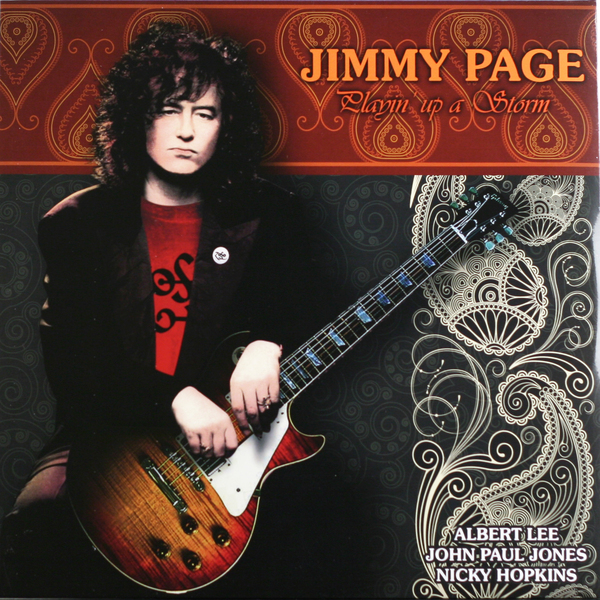 Jimmy Page Jimmy Page - Playin' Up A Storm (180 Gr) босоножки modelle modelle mo051awhxs52 page 5 page 3 page 3 page 5 page 1