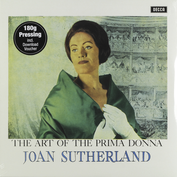 купить Joan Sutherland Joan Sutherland - The Art Of Prima Donna (2 Lp, 180 Gr) онлайн