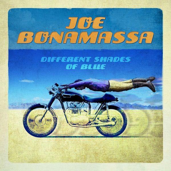 Joe Bonamassa Joe Bonamassa - Different Shades Of Blue