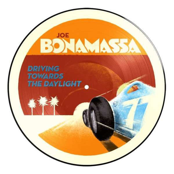 Joe Bonamassa - Driving Towards The Daylight (picture)