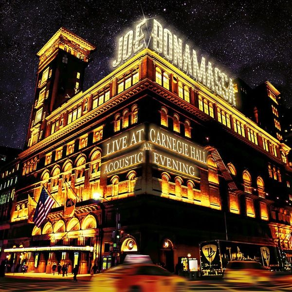 Joe Bonamassa Joe Bonamassa - Live At Carnegie Hall - An Acoustic Evening (3 LP) цена в Москве и Питере