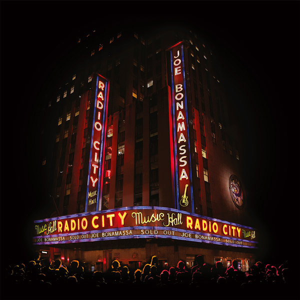 Joe Bonamassa Joe Bonamassa - Live At Radio City Music Hall (2 LP) цена в Москве и Питере