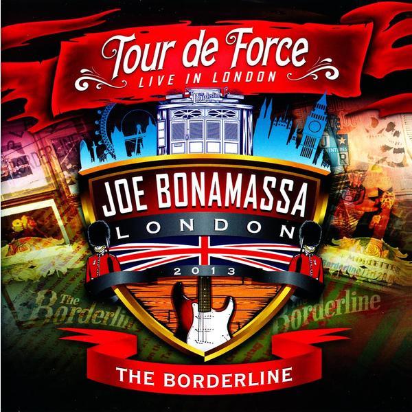 Joe Bonamassa - Tour De Force The Borderline (2 LP)
