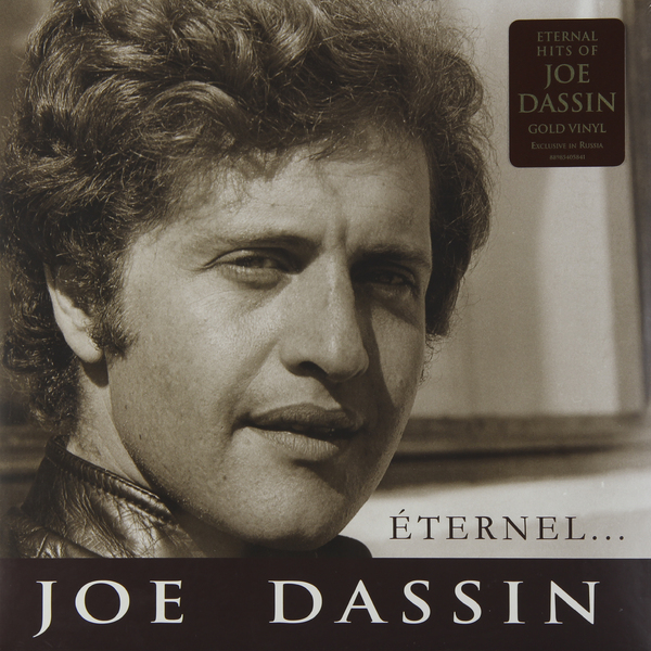 Joe Dassin - Eternel… (2 Lp, Gold)