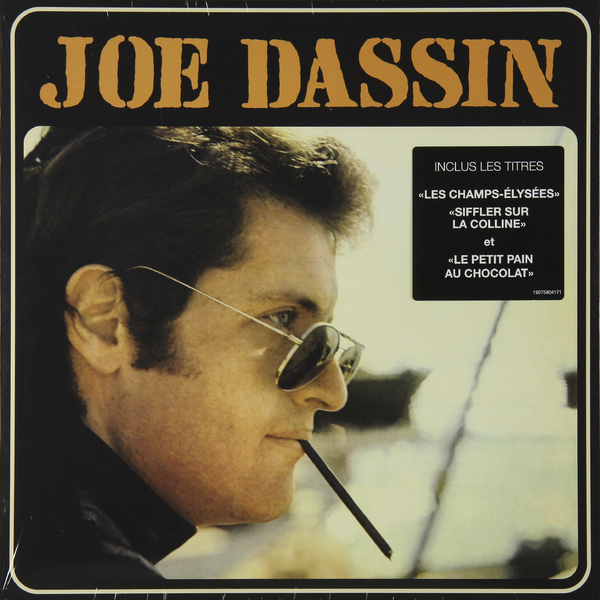 Joe Dassin Joe Dassin - Les Champs-elysees все цены