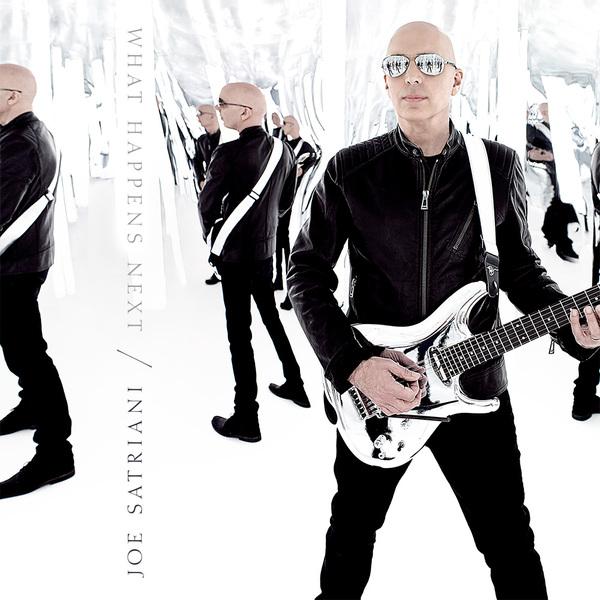 Joe Satriani Joe Satriani - What Happens Next (2 LP) джо сатриани joe satriani original album classics 5 cd