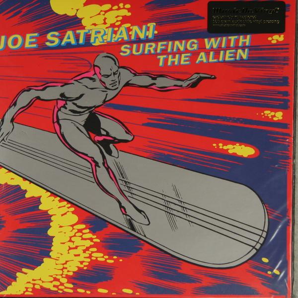 Joe Satriani - Surfing With The Alien (180 Gr)