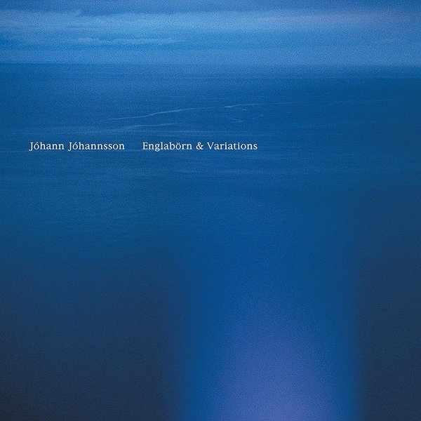 Johann Johannsson - Englaborn Variations (2 LP)