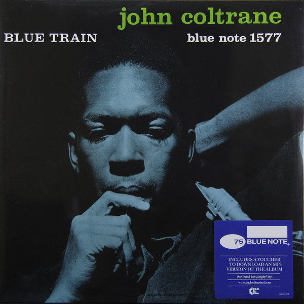 John Coltrane John Coltrane - Blue Train (180 Gr) цена