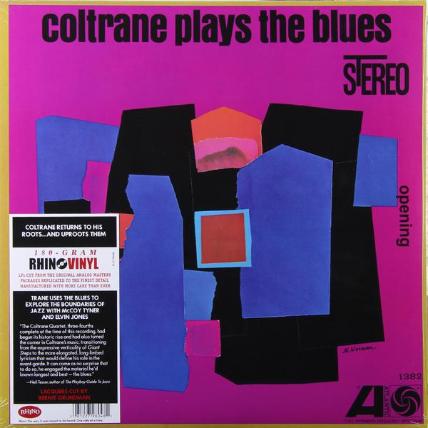 John Coltrane - Plays The Blues (180 Gr)