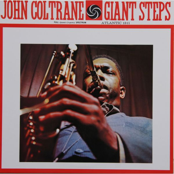 John Coltrane - Giant Steps (atlantic)