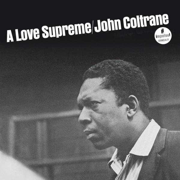 John Coltrane - A Love Supreme (colour)