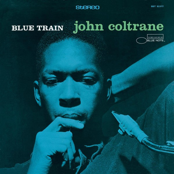 John Coltrane - Blue Train (green)