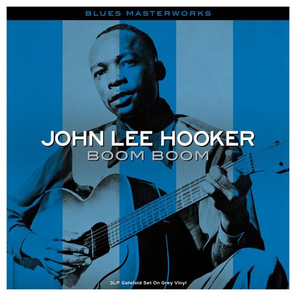 цена на John Lee Hooker John Lee Hooker - Boom Boom (3 Lp, Colour)