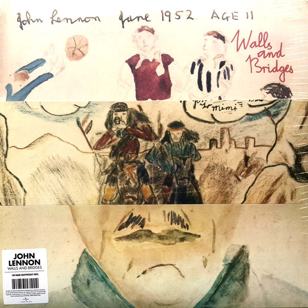 John Lennon John Lennon - Walls And Bridges все цены