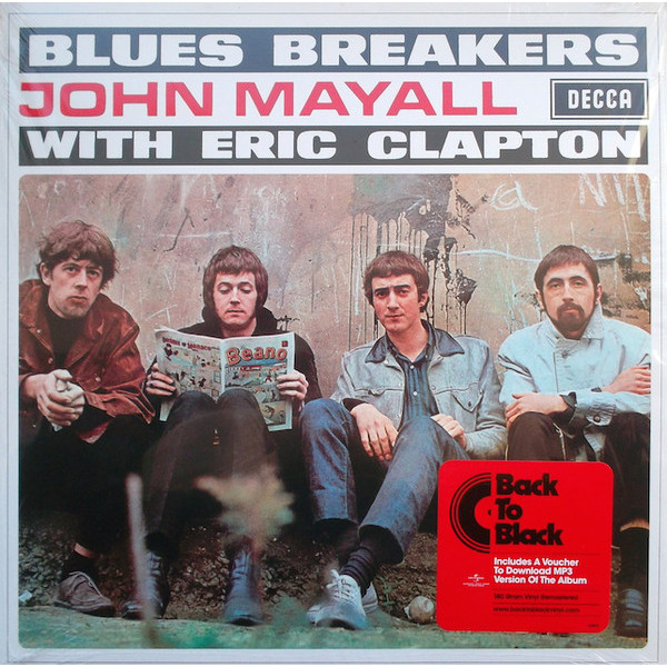 John Mayall - Bluesbreakers