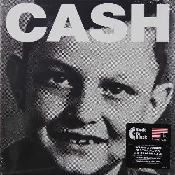 Johnny Cash - American Vi : Aint No Grave (180 Gr)